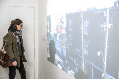 Le regard du vent / Paul Litherland, Julia Manaças, Amanda Wormsbecker. Crédit: Raphaël Thibodeau