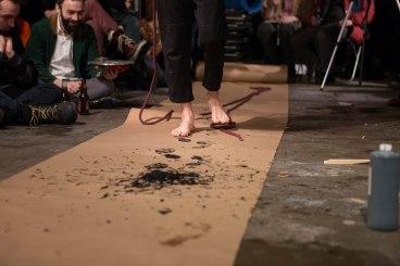 Démêler les dégâts /Événement LEGS /Credit: Laurence Poirier